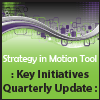 Strategic Planning Tool - Key Initiatives Quarterly Update 100x100