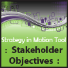 Strategic Planning Tool - Stakeholder Objectives 100x100