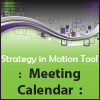 Meeting Calendar Tool for Strategic Planning