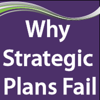Top 3 Reasons Strategic Plans Fail